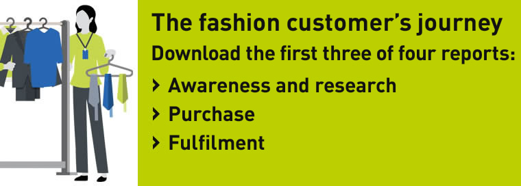 The fashion customers journey - Download the report