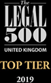 Legal 500 - Top Firm