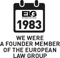 Founder Member of the European Law Group