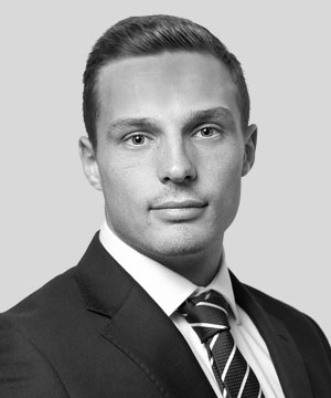 Joshua Hoare, Trainee solicitor - Shipping