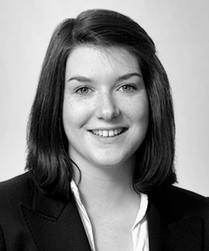 Katie Glendinning, Senior associate