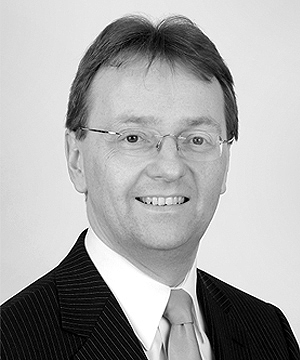 Tim Wright - Finance director